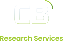 CB Translation and Research Services Logo